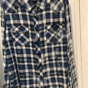 Chip Foster Women's button down shirt